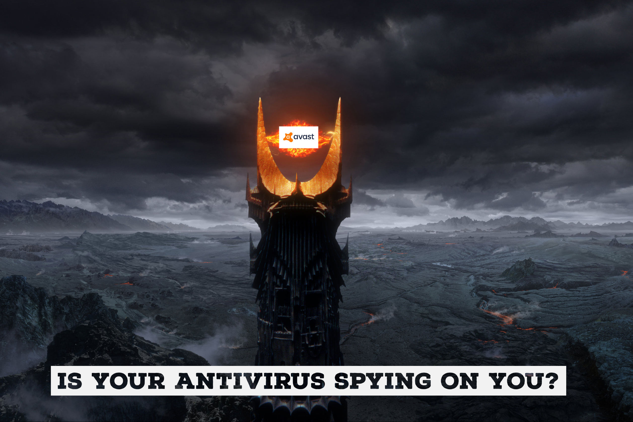 Is Your Antivirus Spying On You