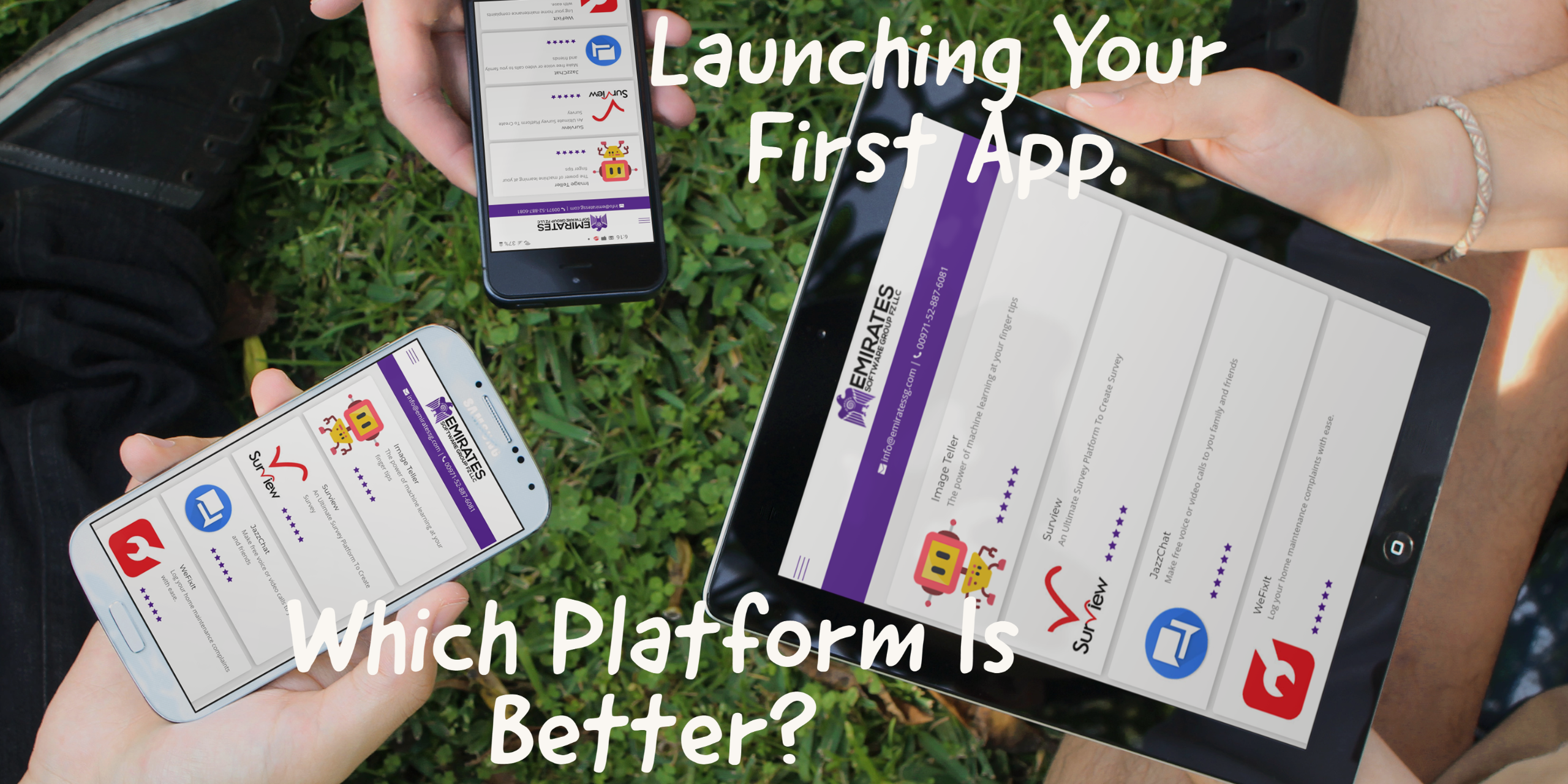 which platform is better for mobile app